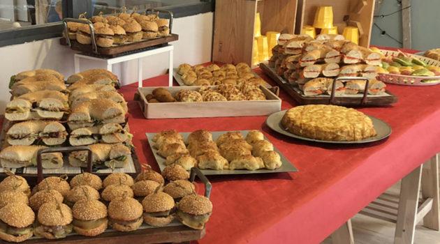 Amplio abanico en servicios de catering