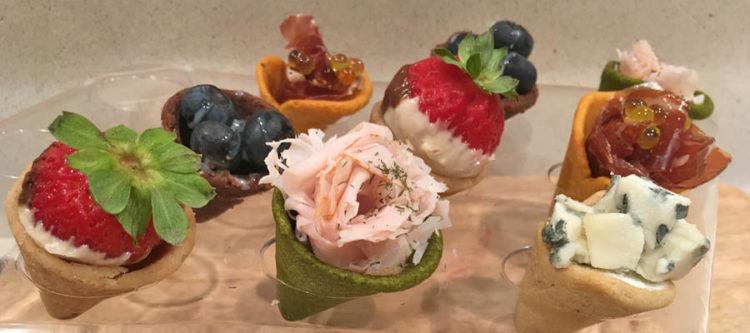 Intolerancias y alergias en los menús de catering