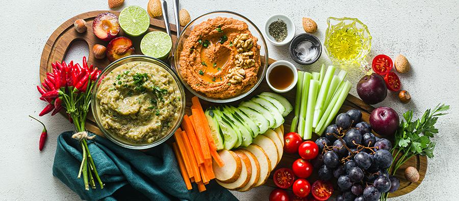 fiesta vegana-catering